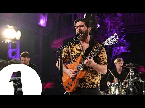 Foals - On The Luna live at Kew Gardens for Radio 1