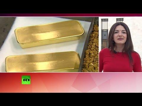 Федеральная резервная система США отказалась возвращать немецкое золото