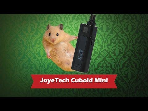 JoyeTech CUBOID Mini 80W - набор - видео 1