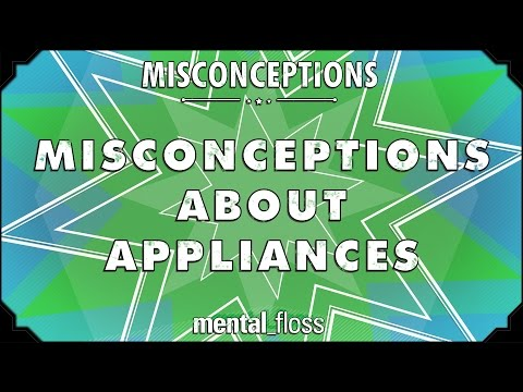 This Video Debunks 10 Popular Misconceptions About Home Appliances