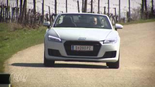 2015 Audi TT Roadster - Testbericht