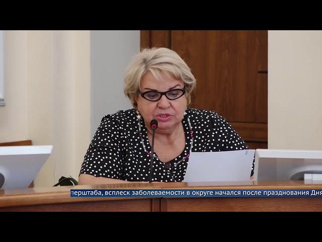 В Ангарске новая вспышка COVID