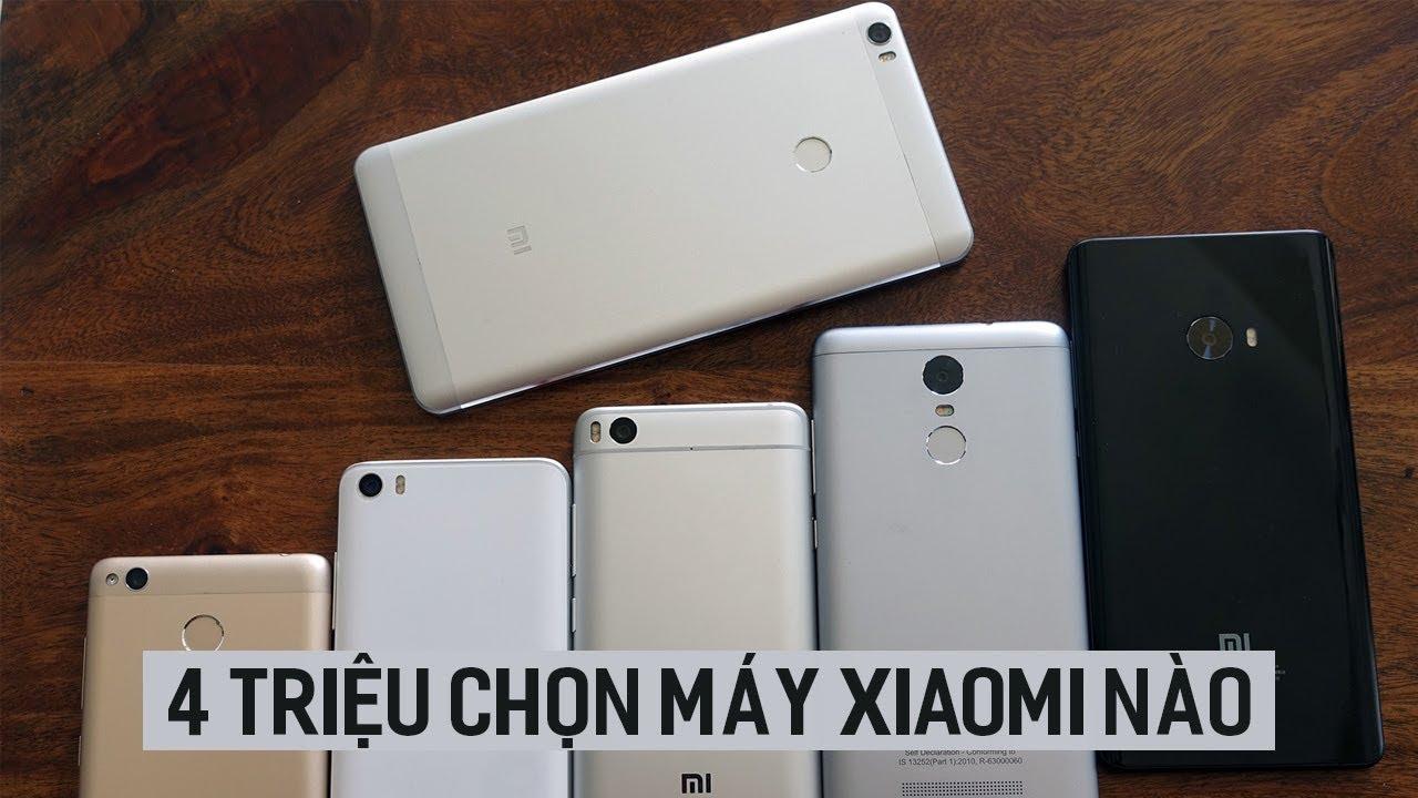 2 Cái tên Xiaomi ngon bổ giá dưới 4 triệu