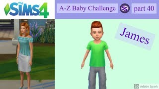 Sims 4 - A-Z Baby Challenge (Stream 05/20/18) Part 40