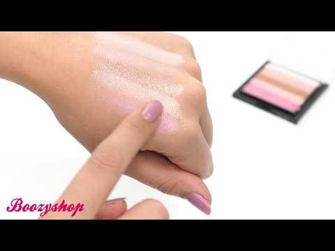 Makeup Revolution Makeup Revolution Vivid Shimmer Brick Pink Kiss