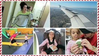 Vlogcember Day 8, 2015 | Surprise Christmas Vacation!