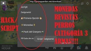 Armas-Perros-Revistas-Monedas! Last day on earth hack 1.9.4 NO ROOT/ROOT