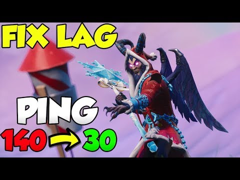 How To LOWER PING in FORTNITE! - Fix Ping/Lag in Fortnite on PS4