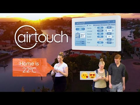 Smart Air Conditioning Control - AirTouch