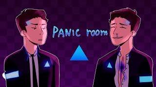 Panic room//MEME//Detroit: Become Human(Connor)