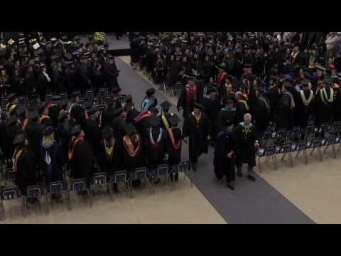 4 PM - 2018 Commencement Ceremony Assignments