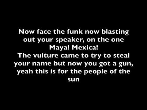 Rage Against the Machine - People of the Sun (Lyrics)
