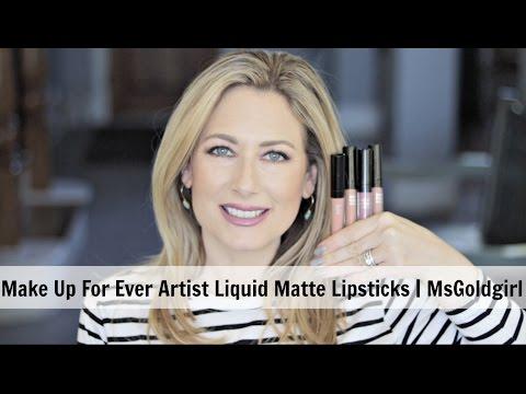 Artist Liquid Matte Lipstick by Make Up For Ever #4