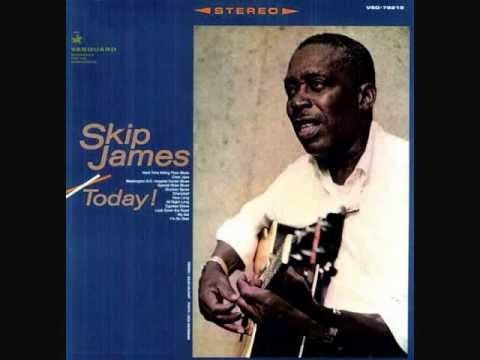 Skip James – Cherry ball blues