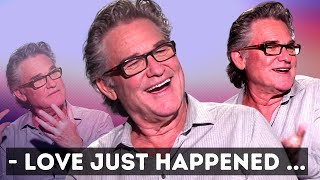 KURT RUSSEL - WHY he Never Planned To Be With GOLDIE HAWN for 35 years