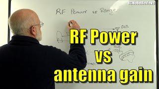 RF power versus antenna gain (the results may shock you) | Kholo.pk