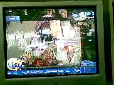 ناصر الزير وسلطان التميمي في قناة المجد برنامج أبعاد