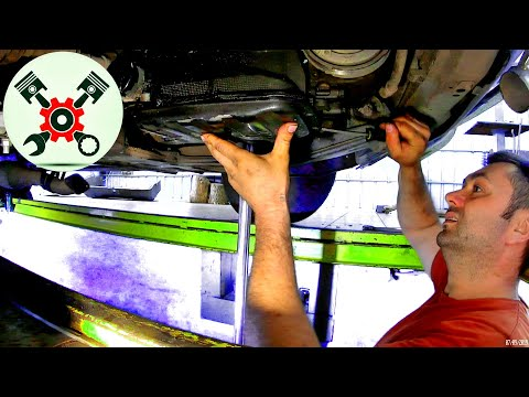 Плановый ремонт Nissan X-Trail. Дефектовка.