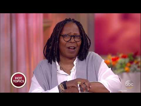 Whoopi Speaks Out About Haitian Deportation Protection | The View