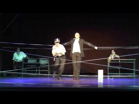 מינכהאוזן - (מאת גריגורי גורין) - מגמת תיאטרון תיכון ברנר