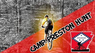 Riding at Camp Preston Hunt