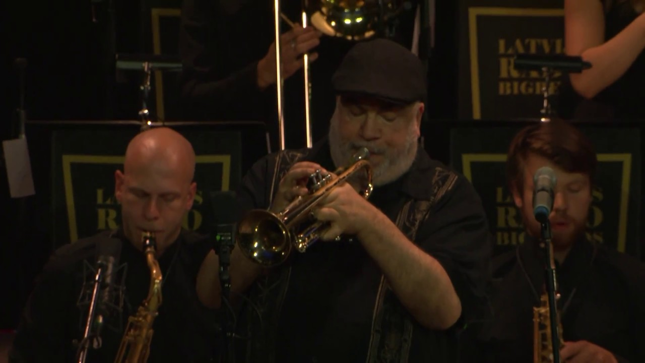Latvian Radio Big Band feat. Randy Brecker
