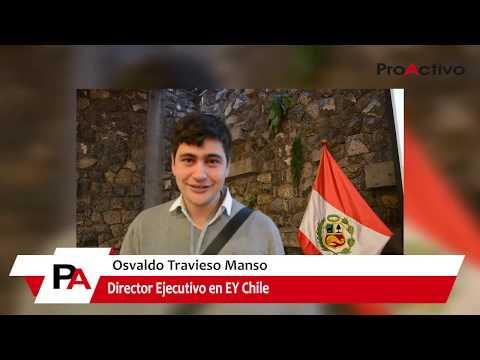 Entrevista a Osvaldo Travieso, Director Ejecutivo en EY Chile