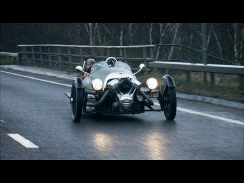 Track Cars and the city | Series 18 | Top Gear | BBC