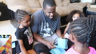 FATHER'S DAY WITH THE MAV3RIQ FAM! | Daily Dose S2Ep277