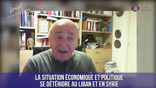 IMO#88 - La situation économique et politique se détériore au Liban et en Syrie
