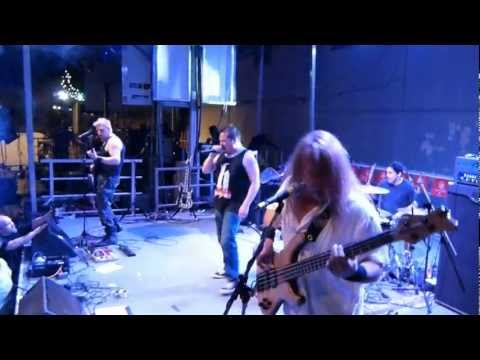 "BLACK THORN HALO ""Doubt Creeps In"" at Texas RockFest, Austin, Tx, March 13, 2013"