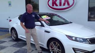 preview picture of video '2013 - Kia Optima is BETTER than the Honda Accord - Westminster - Maryland - MD'