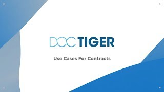 Use Cases For Dynamic Contract Generation