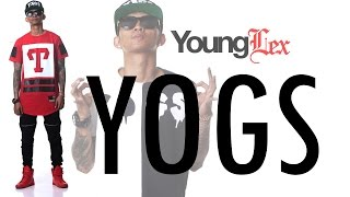 Gambar cover YOUNG LEX - YOGS (Video Lyric)