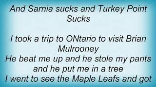 Arrogant Worms - Toronto Sucks Lyrics
