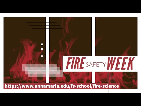Anna Maria College - Flow Path Demonstration with Chief PJ Norwood