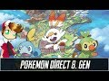 Download Video Pokemon Sword and Shield - Pokemon Direct Canlı Tepki b/CaptainFlygon