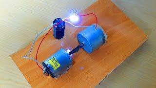 How to make free energy mini generator. It