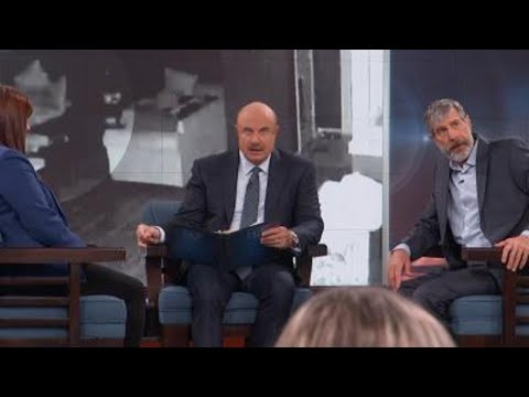 'I Don't See Anything,' Dr. Phil Says To Woman Who Claims Video Shows Husband Is Cheating