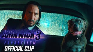 "John Wick: Chapter 3 - Parabellum (2019 Movie) Official Clip ""Taxi"" – Keanu Reeves, Halle Berry"