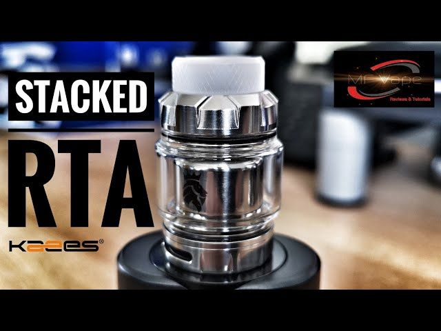 Stacked RTA by Kaees/Tony B - Review & Rebuild - In my top 3 of 2018 so far