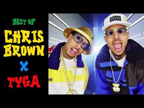 Best of Chris Brown & Tyga   R&B Hip Hop Rap Songs  Urban Club Mix   DJ Noize Mixtape