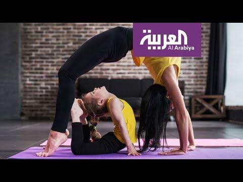 العرب اليوم - الجمباز يعمل على تحسين مرونة الجسم