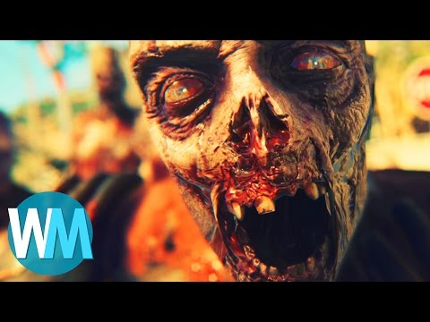 best zombie killing games