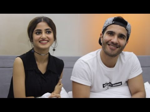 Exclusive interview with Feroze Khan​ and Sajal aly about upcoming movie Zindagi Kitni Haseen Hay​