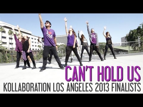 Kollaboration - Can't Hold Us Cover (production/recording)