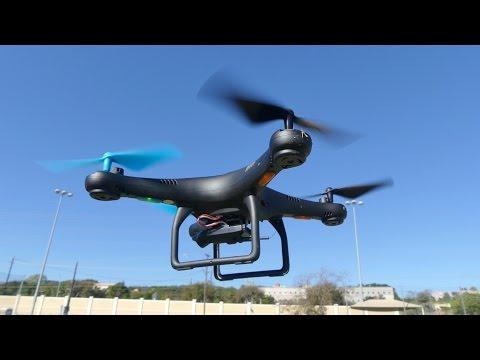 Drone Review – U45 Blue Jay Quadcopter