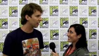 Jon Gries - Comic Con 2011 - Interview de la distribution