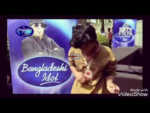Bangladeshi idol funny auditions