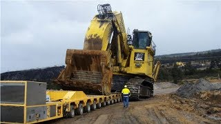 WoW.! EXTREME Dangerous Idiots Operator Truck And Excavator Heavy Equipment At Work Win/ Fails